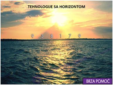Tehnologije sa horizontom